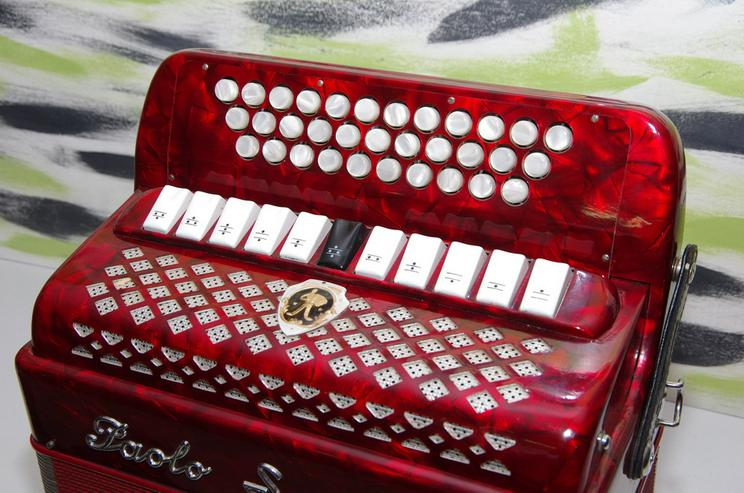 Bild 5: Diantonische Harmonika Paolo Soprani Club IV r