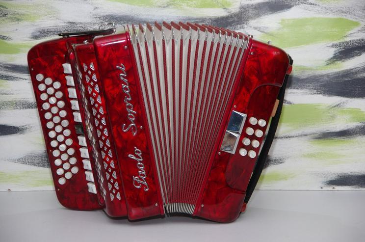 Bild 2: Diantonische Harmonika Paolo Soprani Club IV r