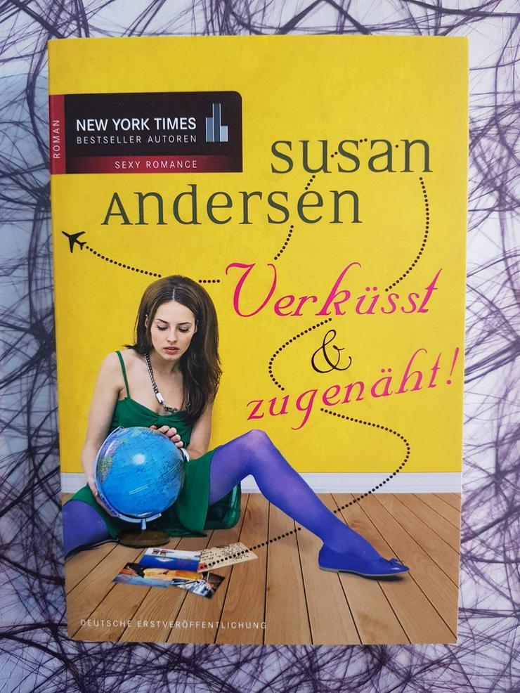Susan Andersen Verküsst & zugenäht! - Romane, Biografien, Sagen usw. - Bild 1