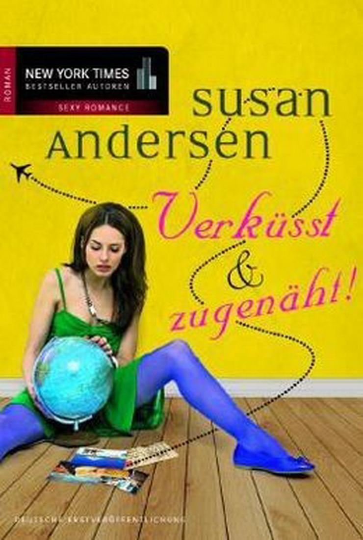 Bild 3: Susan Andersen Verküsst & zugenäht!
