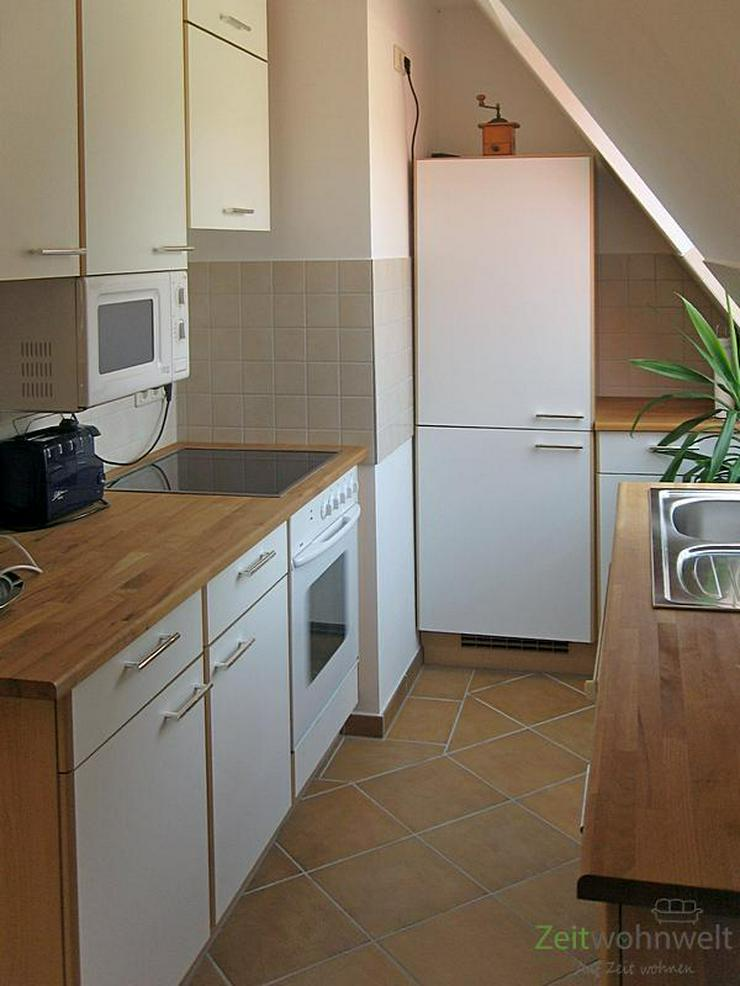 Bild 6: (EF0433_M) Dresden: Hosterwitz/Pillnitz, möblierte Wohnung mit Balkon nahe Schloss Pillni...