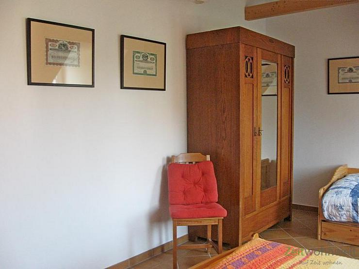 Bild 2: (EF0433_M) Dresden: Hosterwitz/Pillnitz, möblierte Wohnung mit Balkon nahe Schloss Pillni...