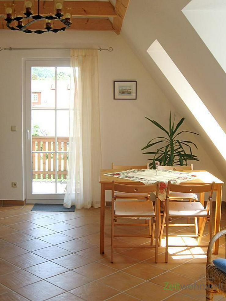 Bild 4: (EF0433_M) Dresden: Hosterwitz/Pillnitz, möblierte Wohnung mit Balkon nahe Schloss Pillni...