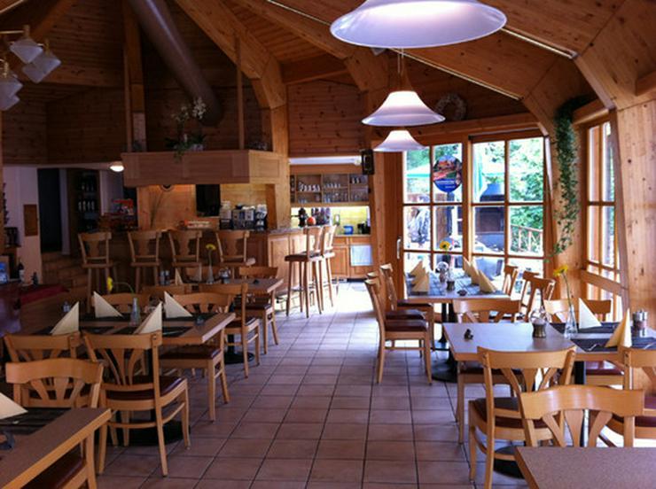 Bild 2: Einladendes Restaurant CHESA TERETSCHEN