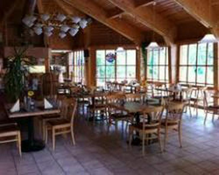 Bild 4: Einladendes Restaurant CHESA TERETSCHEN