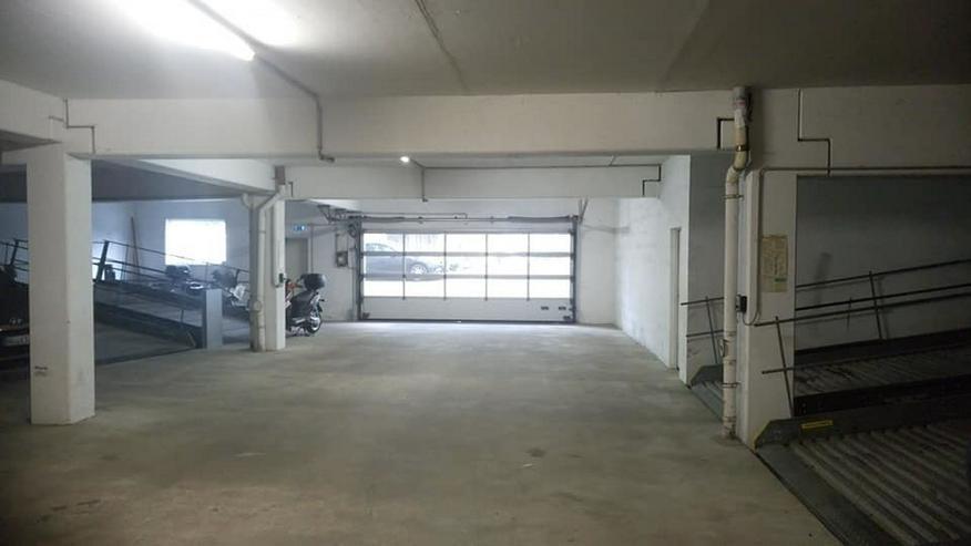 Stellplatz Tiefgarage LüDo (Duplex unten) - Garage & Stellplatz mieten - Bild 1
