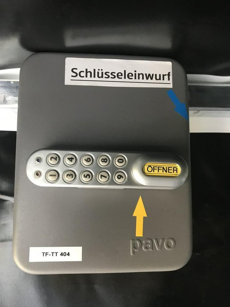 Bild 7: Heilbronn günstig Anhänger mieten leihen Plane