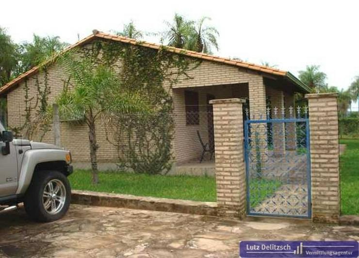 Ferienhaus in Paraguay