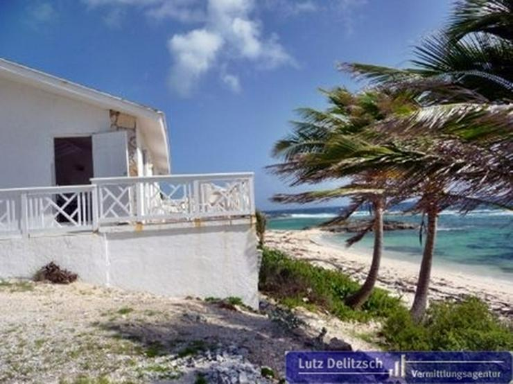 Gästehäuser mit Clubhaus in exklusiver Strandlage auf den Bahamas