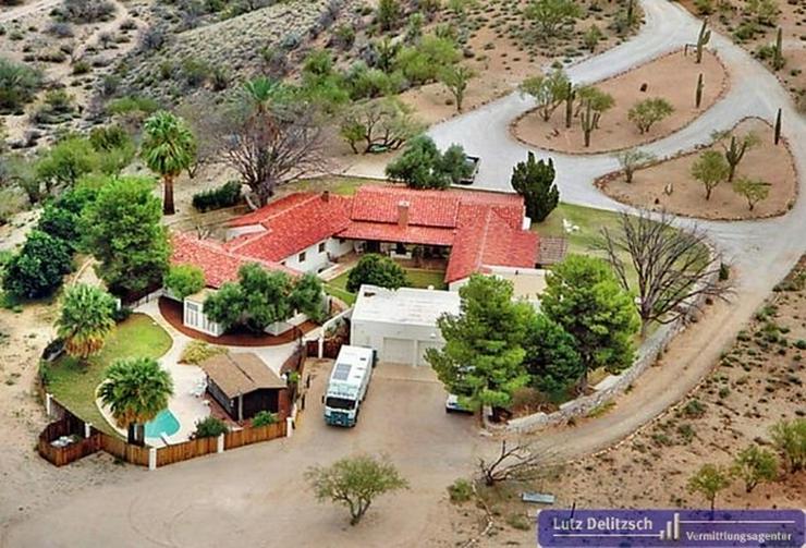 Große Ranch in Arizona