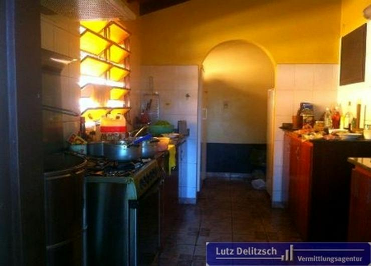 Bild 4: Restaurant mit Biergarten und Wohnhaus