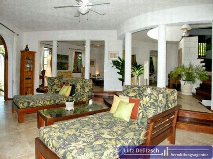 Bild 4: Luxus-Villa mit Pool und Meerblick auf Barbados