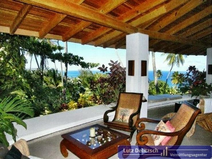 Bild 2: Luxus-Villa mit Pool und Meerblick auf Barbados