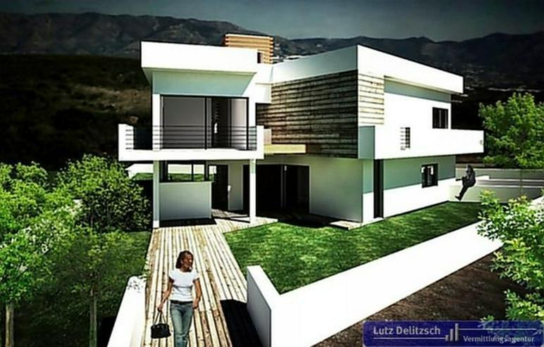Bild 3: Luxus-Neubauvilla in Golfplatznähe mit Meerblick