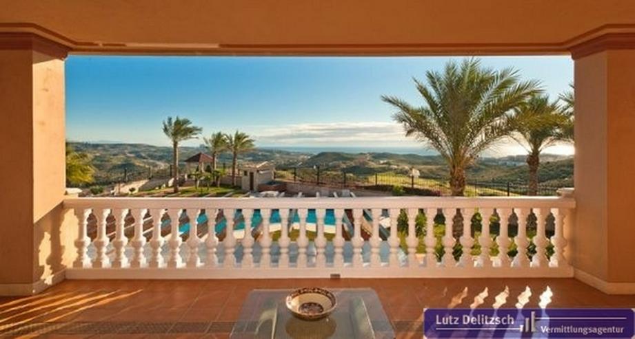Bild 2: Exklusive Luxus-Villa mit Meer- und Bergblick