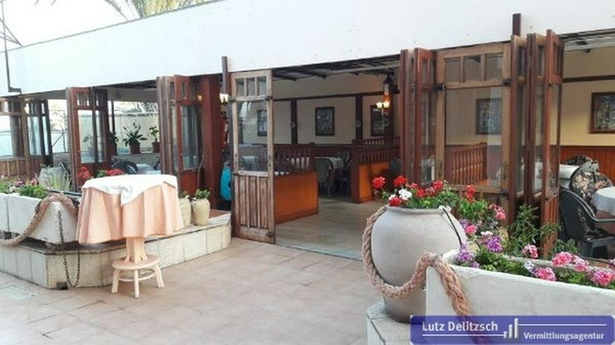 Großes Restaurant mit Appartement in Playa del Inglés