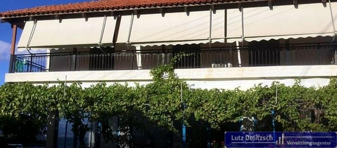 Bild 3: Haus mit Restaurant direkt am Meer