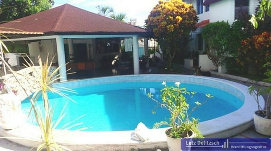 Bungalow-Anlage mit Pool im Bereich Juan Dolio