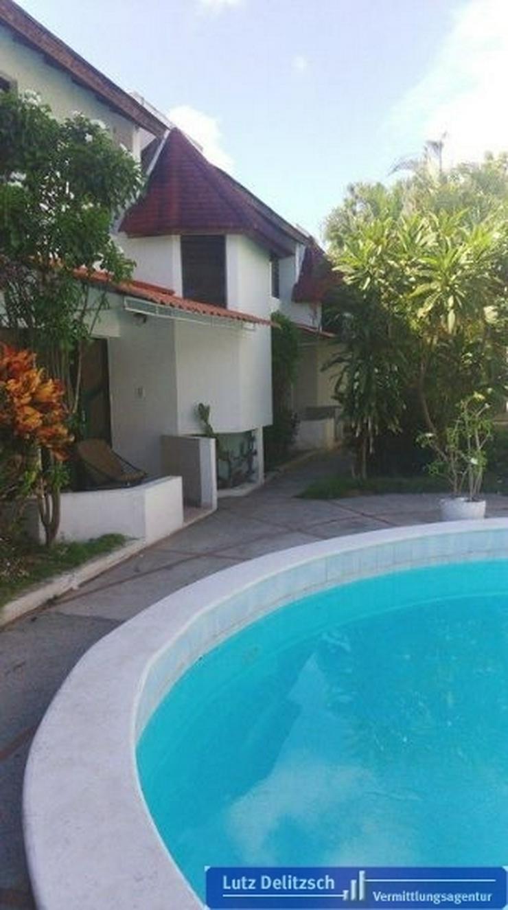 Bild 5: Bungalow-Anlage mit Pool im Bereich Juan Dolio