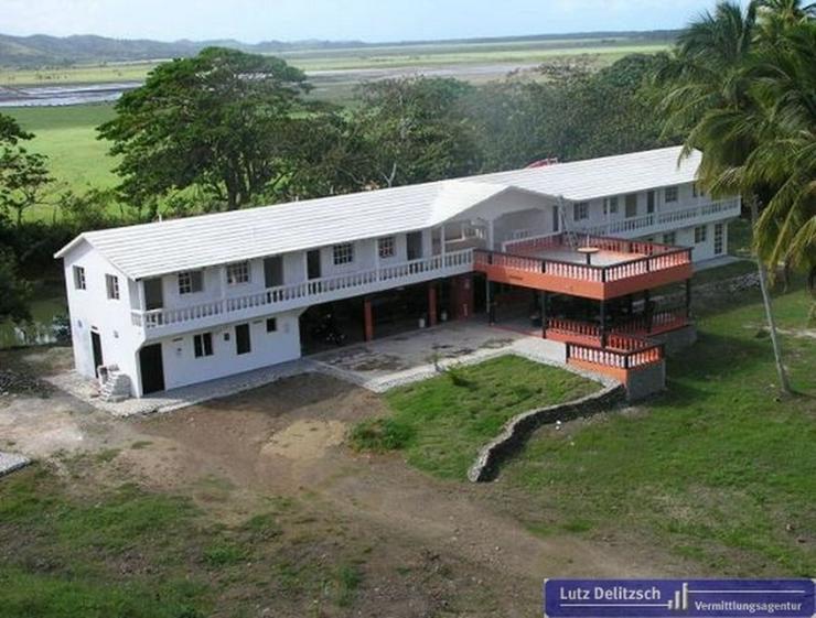 Hotel + Bungalows + Eigentümer-Haus, mit Teilfinanzierung
