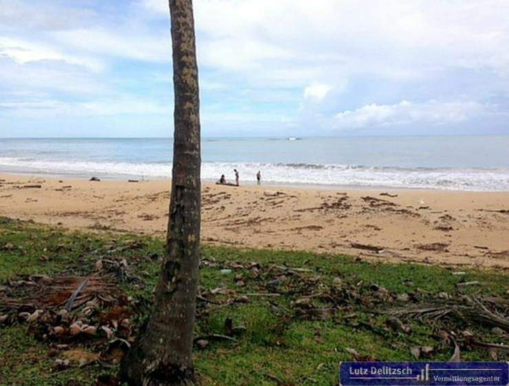 Bild 3: Strandgrundstück an der Playa Limon, mit Teilfinanzierung