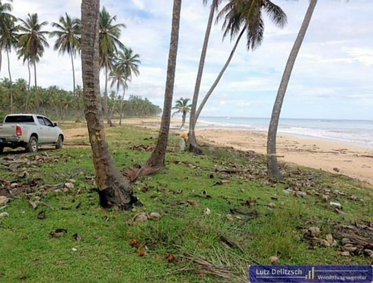 Bild 4: Strandgrundstück an der Playa Limon, mit Teilfinanzierung