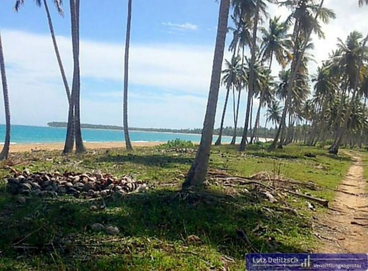 Strandgrundstück an der Playa Limon, mit Teilfinanzierung - Grundstück kaufen - Bild 1