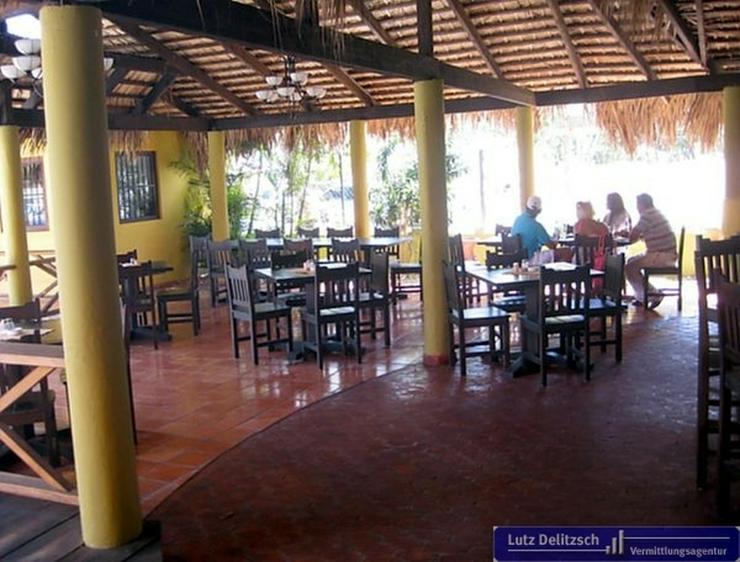 Restaurant + Geschäfte in Juan Dolio, Finanzierung möglich - Gewerbeimmobilie kaufen - Bild 1