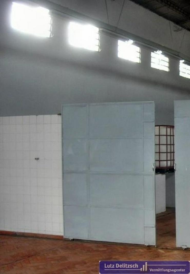 Bild 3: Grundstück inkl. Fabrikgebäude in guter Lage