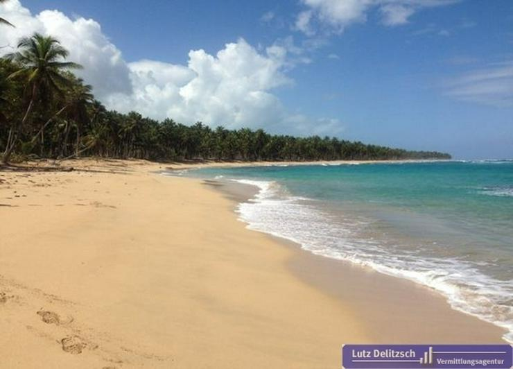 Großes Baugrundstück in direkter Strandlage - Grundstück kaufen - Bild 1