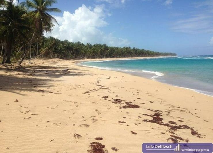 Bild 3: Großes Baugrundstück in direkter Strandlage
