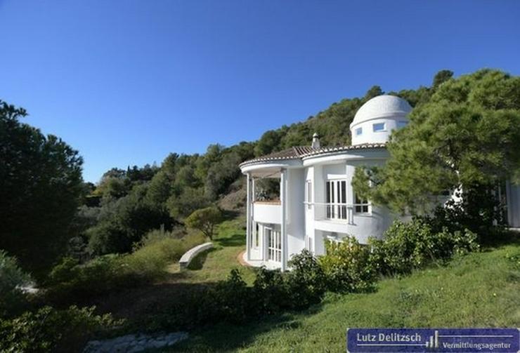 Große Finca mit zwei Häusern, Pool und Meerblick