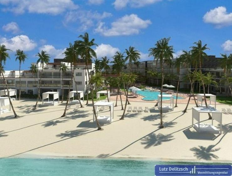 Luxus-Penthouse direkt am Strand