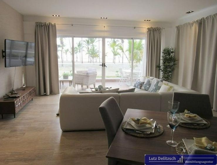 Bild 2: Luxus-Appartement direkt am Strand