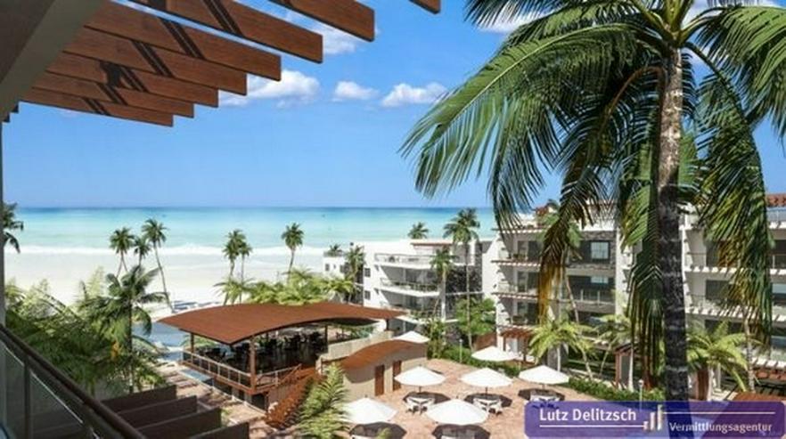 Luxus-Appartement direkt am Strand