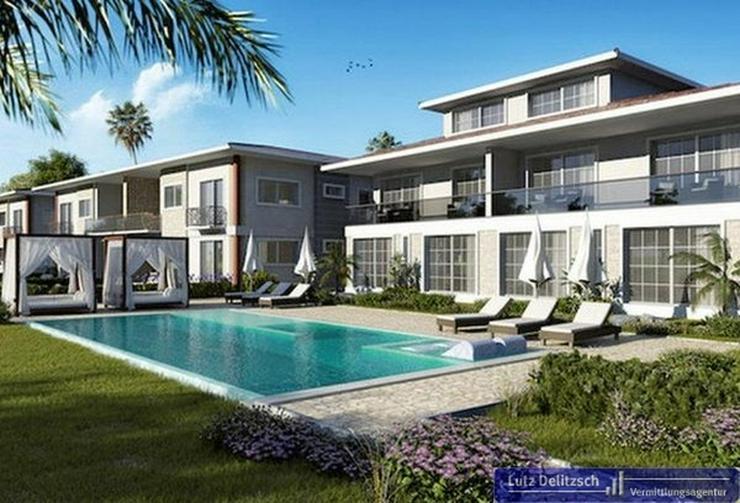 Neubau-Appartement am Golfplatz in Punta Cana
