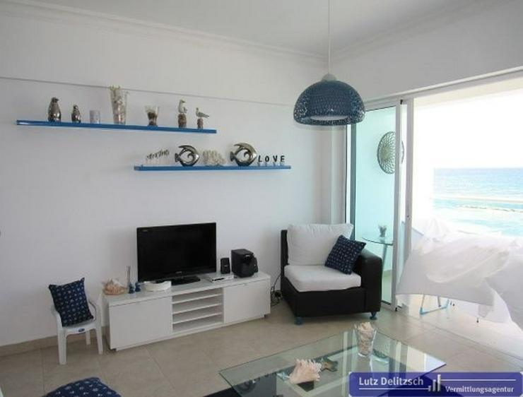 Bild 2: Großes Appartement direkt am Strand