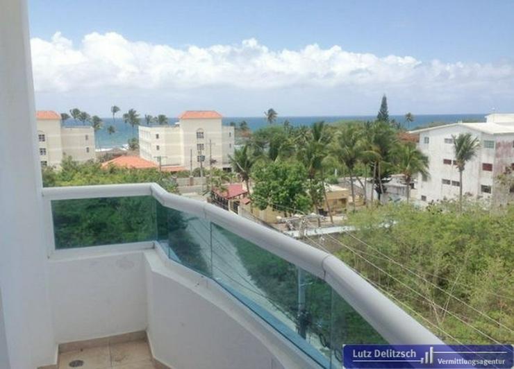 Großes Appartement mit Meerblick in Juan Dolio