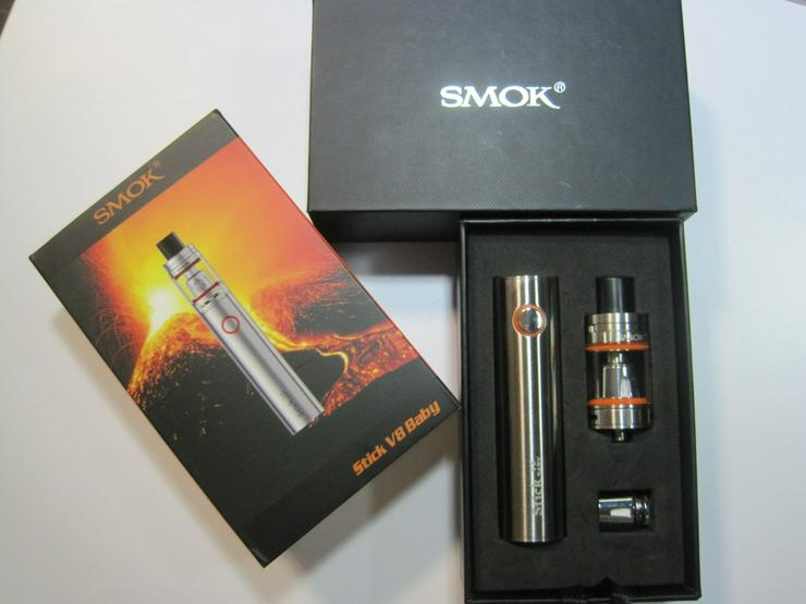SMOK STICK V8 TFV 8 BABY STARTERKIT NEU - Zigarren & Tabakwaren - Bild 1