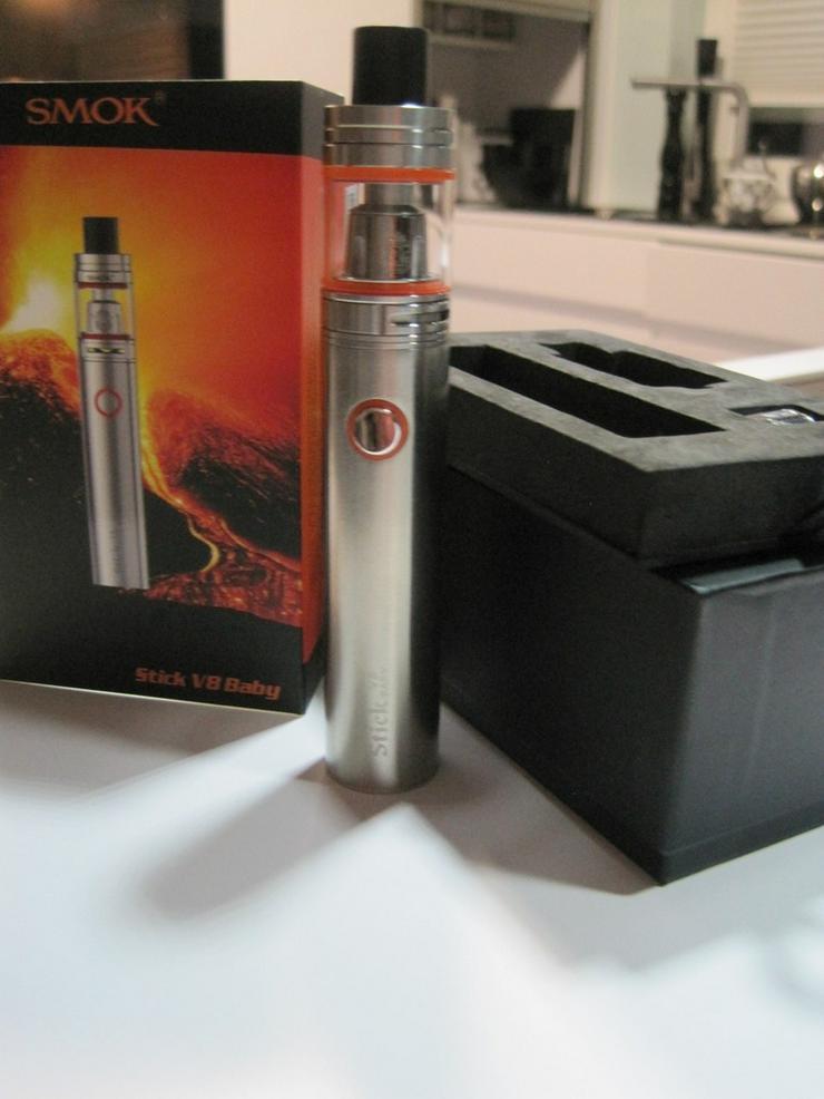 Bild 4: SMOK STICK V8 TFV 8 BABY STARTERKIT NEU