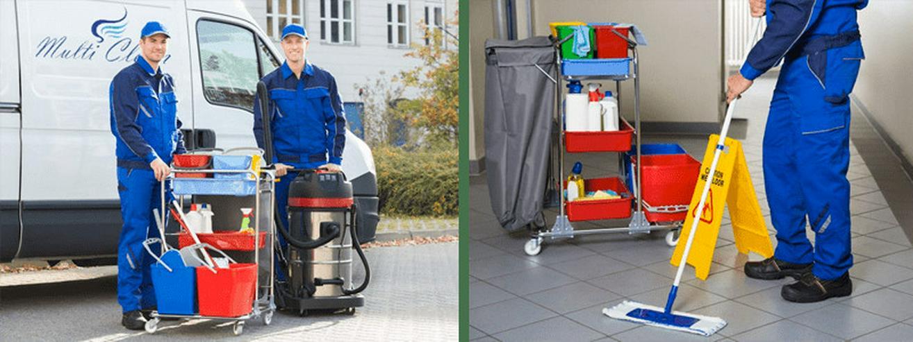 Glas- und Gebäudereiniger (w/m) - Vollzeit Köln
