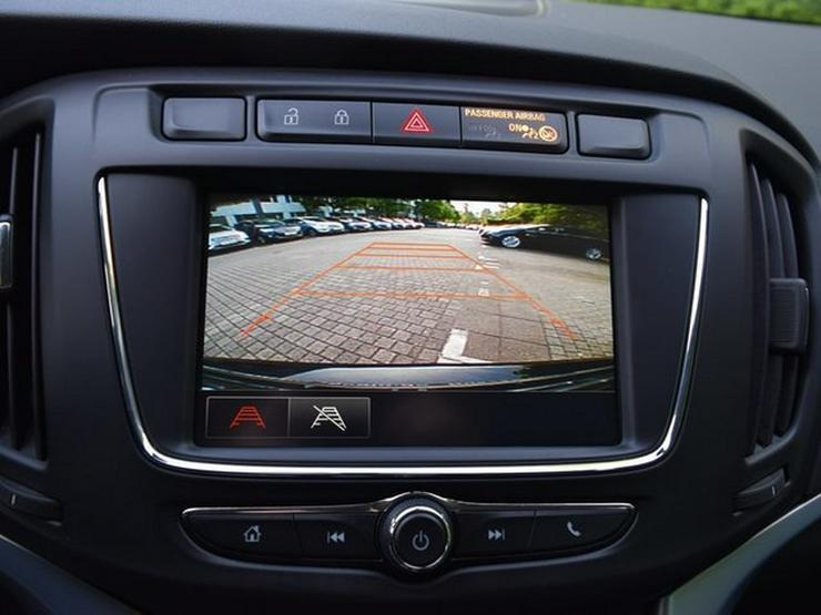 Bild 5: OPEL Zafira 1.4 T S&S Navi 4.0 IntelliLink/Cam Klimaauto. Alu17 Temp PDC OnStar NSW 7 Sitzer