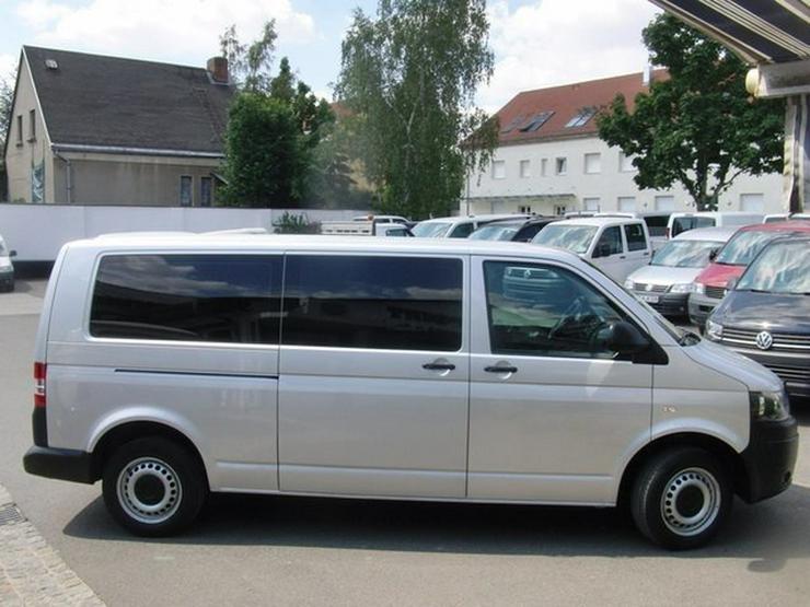 Bild 4: VW T5 LR 9 Sitze DSG Klima E-Paket