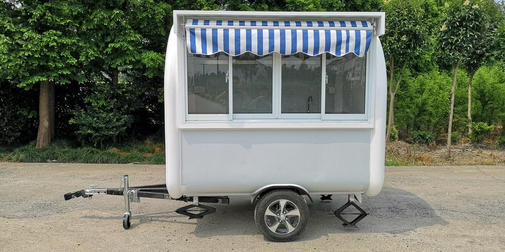 Imbisswagen Imbissanhänger Verkaufsanhänger