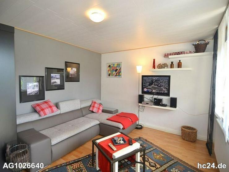 *möblierte 2-Zimmerwohnung in Hafenlohr - Bild 1