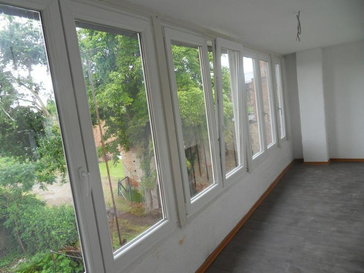 Bild 2: Wintergarten - Wannenbad - gespachtelte Wände - nur 3 Parteien