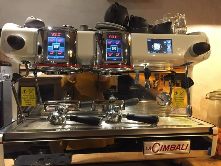La Cimbali M100 GT DT2 Espressomaschine - Bild 1