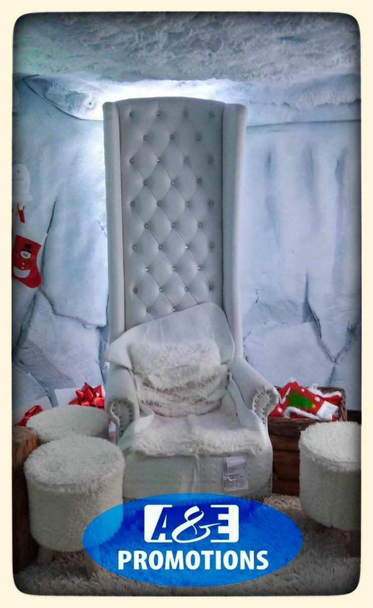 Bild 3: weihnachtsmann coca cola mieten schneemann