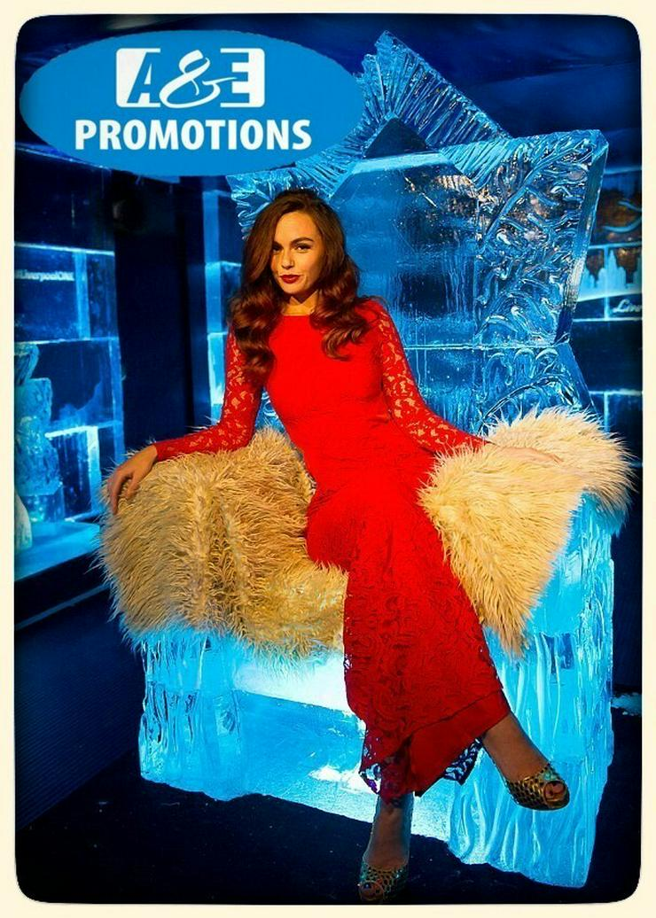 vollig unverfroren requisiten mieten eisthron - Kostüme & Requisiten - Bild 1