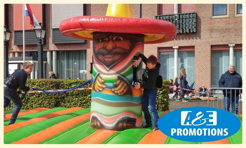 Bild 3: fiesta mexico verleih sombrero werfpspiel